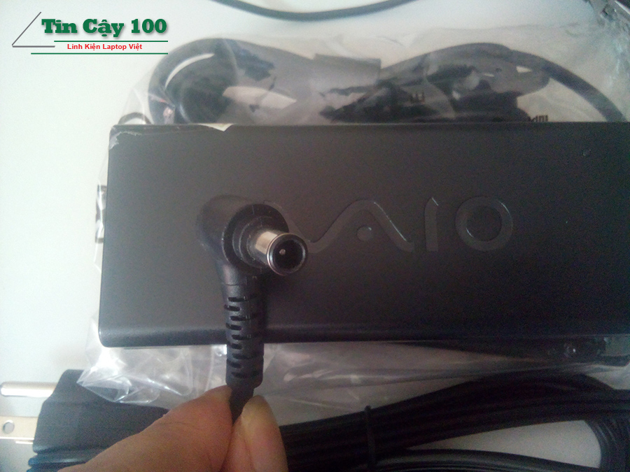 Ban sac laptop sony chat luong moi 100%, sạc laptop Sony vaio VPC-EE